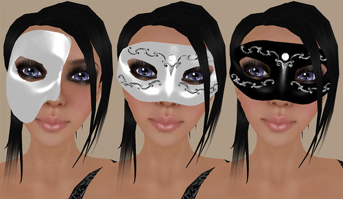 Illusions Sale - Masks