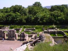 Butrint ruinas