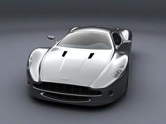 Aston Martin Supercar Concept 5