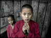 Monks (Sukanto Debnath) Tags: boy red portrait india face kids little robe sony monastery monks f828 nepali gompa sikkimese debnath budhhist budhhism infinestyle overtheexcellence sukanto sukantodebnath soreng