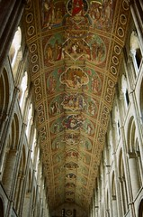 Ely Cathedral (Nevica) Tags: church painting arch ceiling nave ely fresco ih elycathedral inspiredbylove