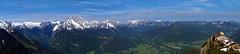 eaglesnest panorama (Steve Daggar) Tags: germany berchtesgaden eaglesnest