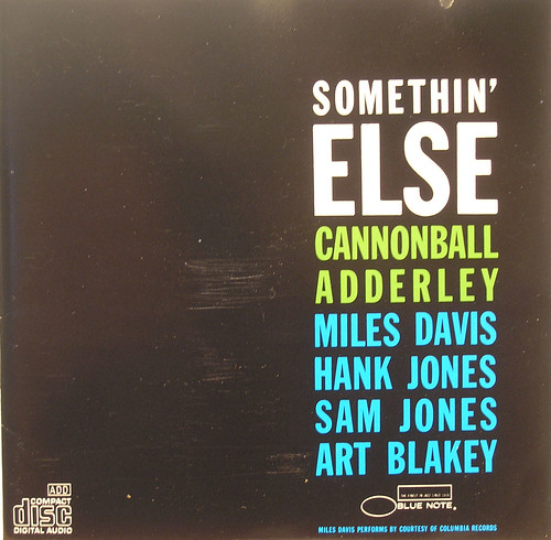 cdcovers/cannonball adderley/ somethin' else.jpg