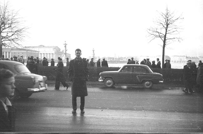 1962-1966 Ленинград
