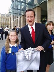 David Cameron (bargebaggers) Tags: parliament conservative tory davidcameron morsbag