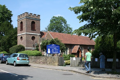 Teddington parish church | Flickr - Photo Sharing!