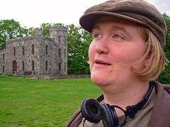 jess at winnekenni castle