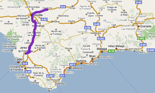 Andalucia Road Trip (Day 1)