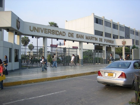 Universidad de San Martín de Porres