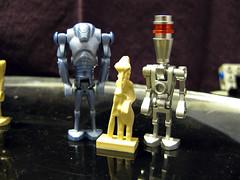 Assorted Minifigures (hummingcrow) Tags: starwars lego minifigs minifigures