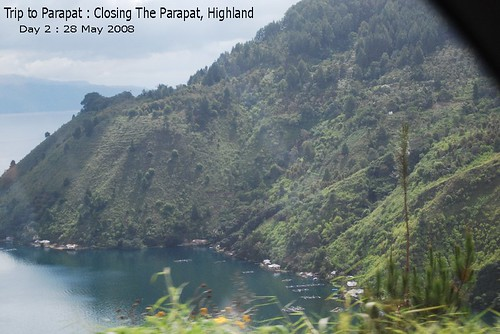 Trip to Parapat : Approaching The Parapat