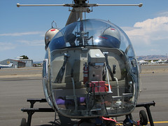 Bell 47 at Vertical Challenge 2008 (tarmo888) Tags: s3is california wysiwyg helicopter aviation aero:airport=ksql aerotagged aero:man=bell aero:model=47 בל copter 攝影 usa osm:node=369170360 sooc pilved helikopter puhkus americas canonpowershot year2008 gisteqphototrackr photoimage фотоfoto vacationtravel geotaggedphoto foursquare:venue=4a5a5362f964a52028ba1fe3 special asphalt asfalt