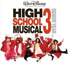 High School Musical 3 - Album Cover (JJSlash04) Tags: school 3 high album cd ashley disney bleu musical cover zac soundtrack corbin tisdale efron hudgens vannessa