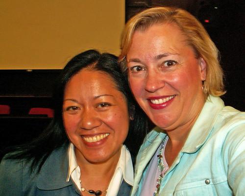 Charlene Li and Barbara Nixon