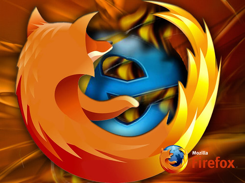 Firefox Wallpaper 56