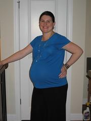 26 week bellyshot