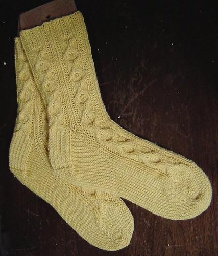 Sock #6 (52 Sock Challenge)