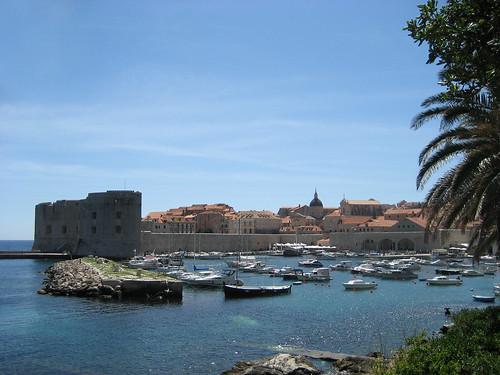 Harbor Dubrovnik