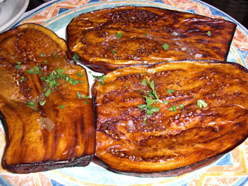 Jerusalem_Fried Eggplant