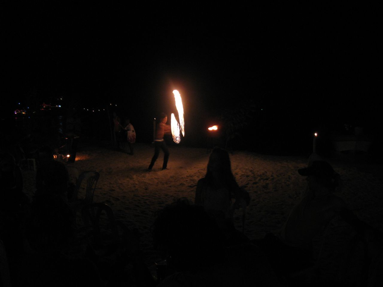 Haad Rin (beach), Koh Phangan