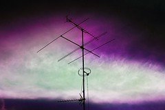 tv photoshopped antenna