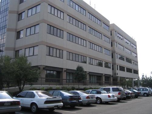 Nanuet Pavillion office building