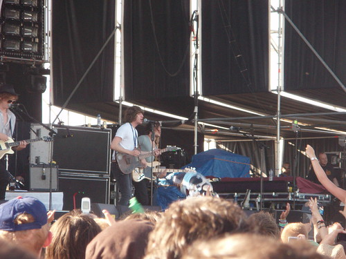 The Kooks en el Summercase