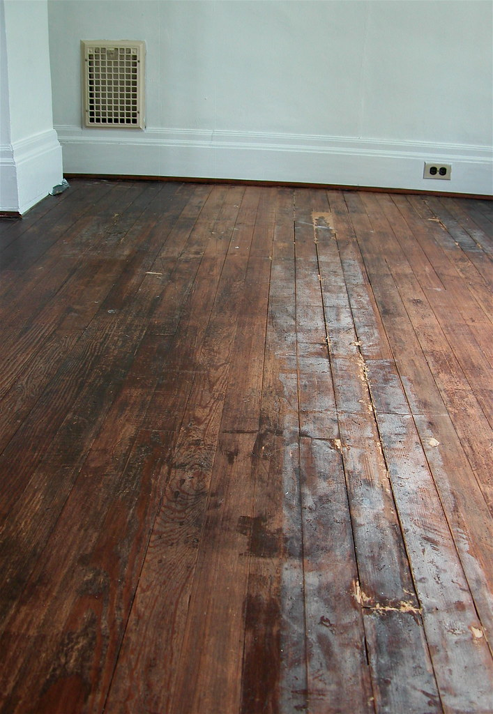 Refinishing Old Hardwood Floors Refinishing Old Bamboo