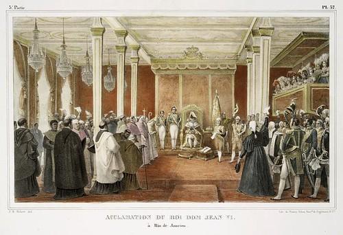 015-Aclamacion del rey Don Juan VI