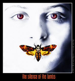 From http://www.flickr.com/photos/88078580@N00/2716839517/: The Silence of the Lambs