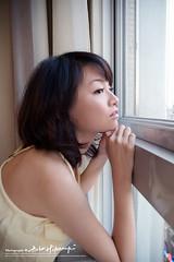 Yuchan (AehoHikaruki) Tags: life light portrait people cute girl beautiful face fashion asian hotel photo nice interesting asia photos sweet album great chinese taiwan olympus lazy taipei lovely  e1 ambience     yuchan   aehohikaruki