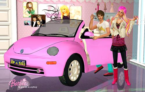 Hey Barbie... Hai Ken.... by •davicito•.