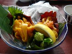Ascidian, a Restaurant in Matsushima (skasuga) Tags: food japan matsushima miyagi