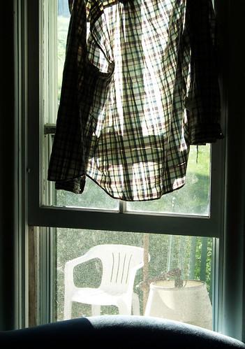 shirt window
