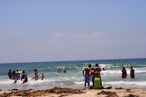 Pacific Beach on 8-8-8
