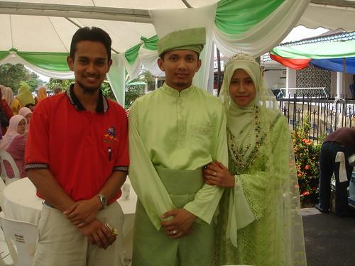 Bersama Alif dan isteri by labuan_star.