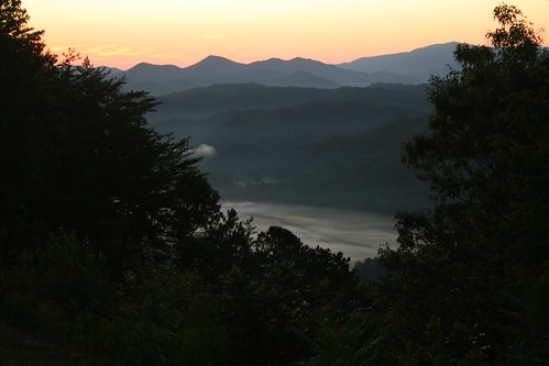 That's why they call 'em the Smokies