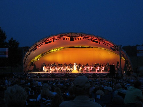 Marsh Symphony on the Prairie (from the Visit Indiana Flickr Stream)