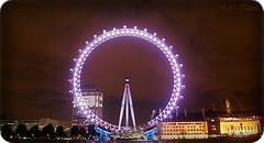 ...      (M.AL-Thani .. BRB) Tags: london eye night shot     malthani