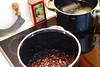 Pflaumenmus - Plum Jelly (Soupflower's Blog) Tags: food kitchen recipe 50mm essen nikon august homemade jelly küche 2008 plums selbstgemacht marmelade konfitüre rezept pflaumen zwetschken d80 flowersoup soupflowers wwwsoupflowercom spflwrs