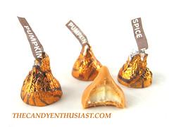 Hershey's Kisses: Pumpkin Spice