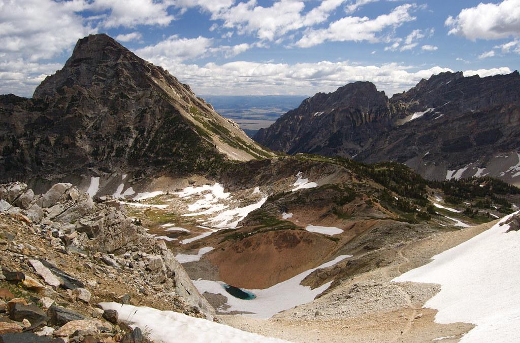 Mt. Moran, I think