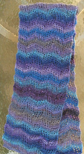 Midwest Moonlight Scarf