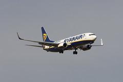 2008/08/27 Ryanair Boeing 737-8AS EI-DCD