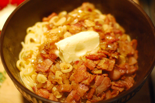 Pastor Ryan's Pasta Carbonara Recipe — Dishmaps