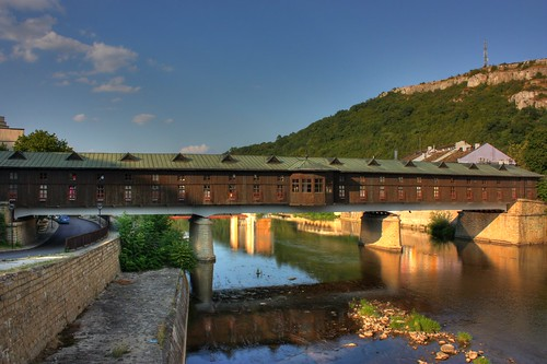 The bridge of Lovech