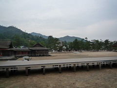 Miyajima Island Itsukushima Shrine (Julien Ambrosiano) Tags: japan island shrine miyajima  japon itsukushima japn