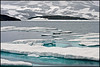freezing cold (heavenuphere) Tags: road mountain lake snow cold ice norway freezing gi noorwegen haukeli haukelifjell