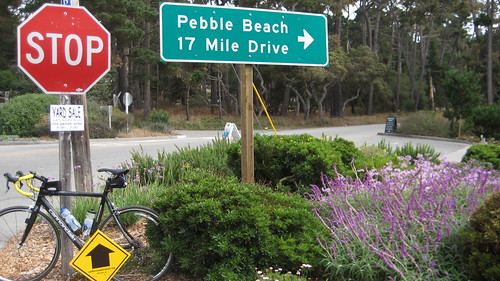 Pebble Beach/17 Mile Drive