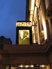 West, The Fitzgerald Theater, St. Paul, Minnesota, October 2007, photo © 2007-2008 by QuoinMonkey. All rights reserved.